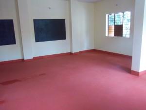 New class room 2013